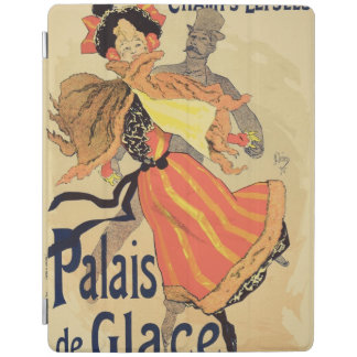 ポスター広告の再生「Palais d iPadスマートカバー