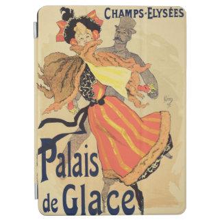 ポスター広告の再生「Palais d iPad Air カバー