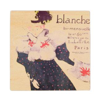 ポスター広告「LaレビューBlanche」の、1895年 ウッドコースター