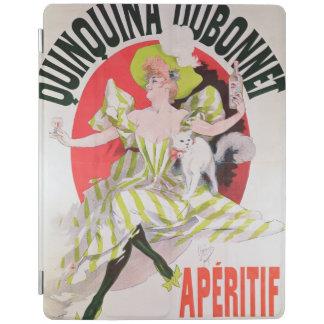 ポスター広告Quinquina Dubonnet iPadスマートカバー