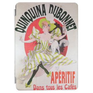 ポスター広告Quinquina Dubonnet iPad Air カバー