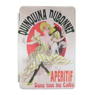 ポスター広告Quinquina Dubonnet iPad Miniカバー