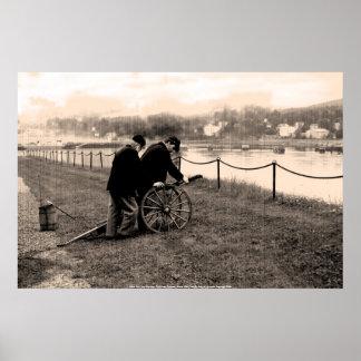 ポスター連合内戦の射撃手-城砦Knox、… ポスター