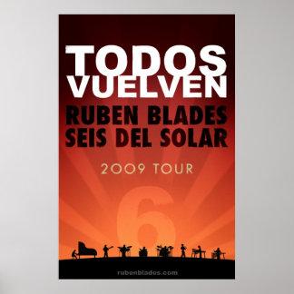 ポスター1 - TODOS VUELVEN ポスター