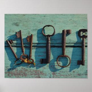 ポスター: 古い合い鍵 ポスター