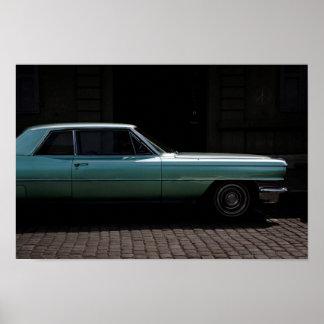 ポスター- 1964年のキャデラックのクーペDeVille ポスター