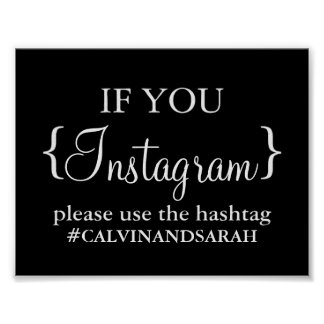 ポスター| Instagram ポスター