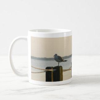 ポストのカモメ コーヒーマグカップ