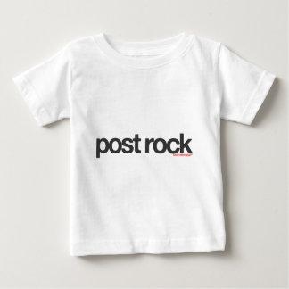ポストの石 ベビーTシャツ