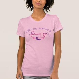 ポストの長期間の至福 Tシャツ