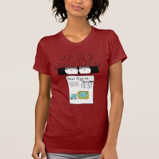 ポスト箱のTシャツ Tシャツ