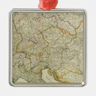 ポスト道ドイツ、ハンガリー メタルオーナメント