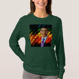 ポスト都市オバマ Tシャツ