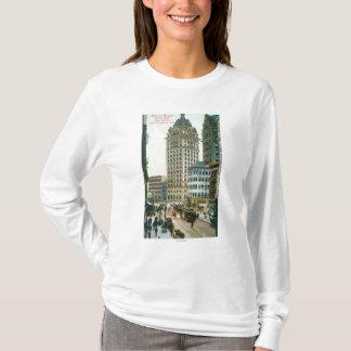 ポストStからのKearny Stの南意見 Tシャツ