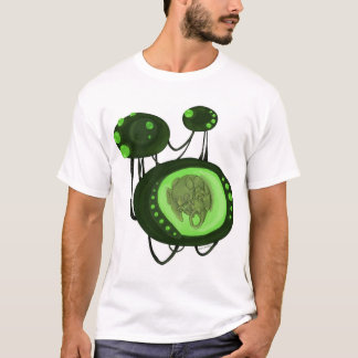 ポッドのgryphon tシャツ