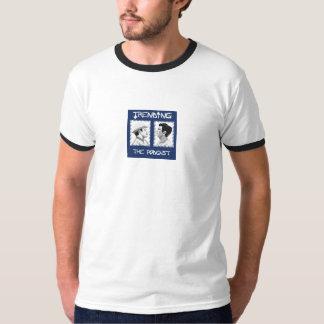 ポッドキャストを向くこと Tシャツ
