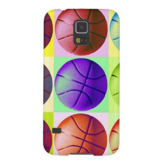 ポップアートのバスケットボール GALAXY S5 ケース