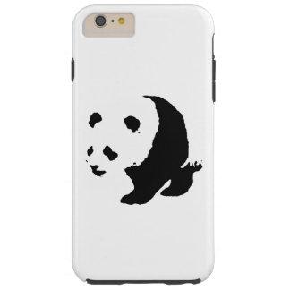 ポップアートのパンダのiPhone 6のプラスの場合 Tough iPhone 6 Plus ケース