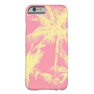 ポップアートのヤシの木のiPhone6ケース Barely There iPhone 6 ケース