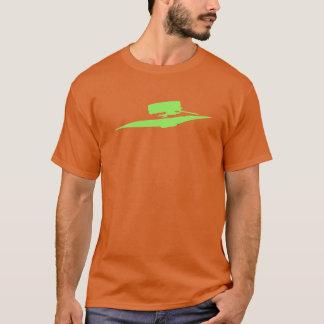 ポップアートの受皿 Tシャツ
