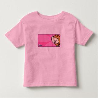 """ポップアートの""""子猫""""のTシャツ トドラーTシャツ"""