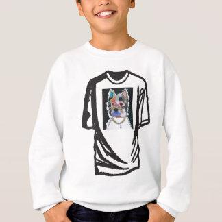 ポップアートのTシャツ スウェットシャツ
