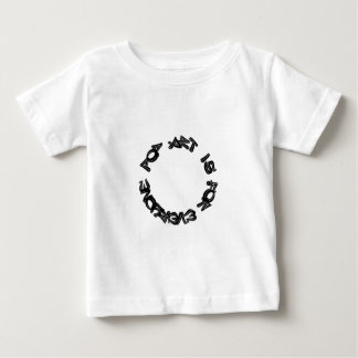 ポップアートは皆のためです ベビーTシャツ