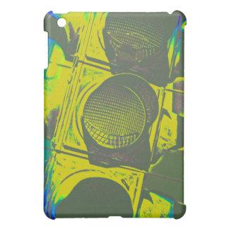 ポップアート停止ライト iPad MINI カバー