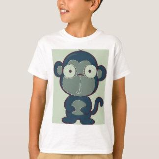 ポップアート猿 Tシャツ