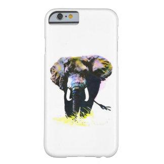 ポップアート象のiPhone6ケース Barely There iPhone 6 ケース