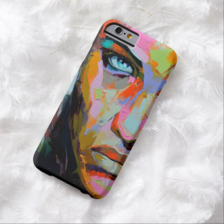 ポップアート BARELY THERE iPhone 6 ケース