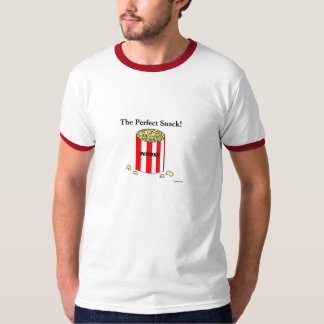 ポップコーン Tシャツ