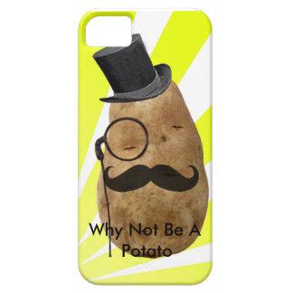 ポテトがないためになぜ iPhone SE/5/5s ケース