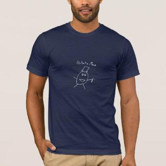 ポテトの人 Tシャツ