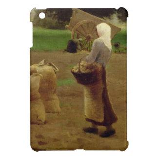 ポテトの収穫 iPad MINIケース