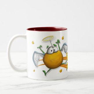 ポテトの天使 ツートーンマグカップ