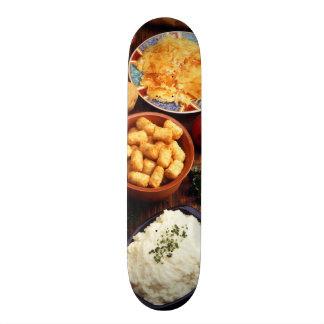 ポテトの食糧 スケボー