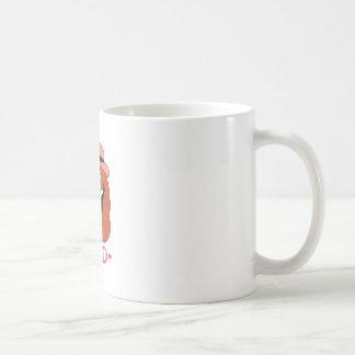 ポテトを発芽させて下さい コーヒーマグカップ