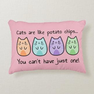 ポテト猫愛枕 アクセントクッション