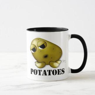 ポテト マグカップ