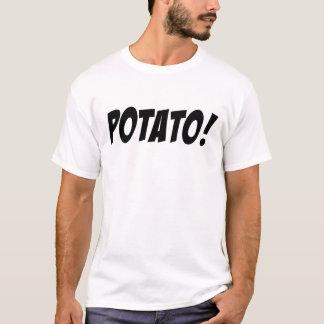 ポテト Tシャツ