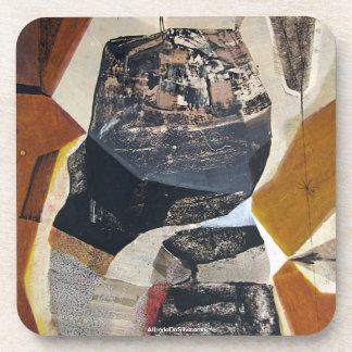 ポトシボリビアの抽象的な景色 ビバレッジコースター