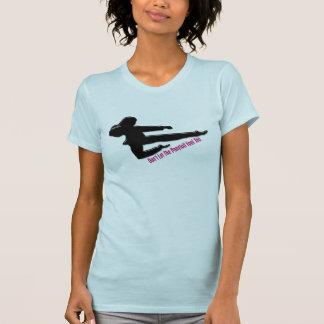 ポニーテールの愚か者1 Tシャツ