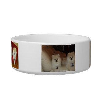 ポメラニア犬の食糧ボール ボウル