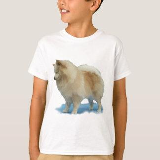 ポメラニア犬 Tシャツ
