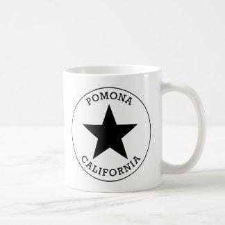 ポモーナカリフォルニア コーヒーマグカップ