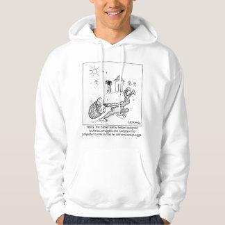 ポリエステルイースターのウサギのスーツ パーカ