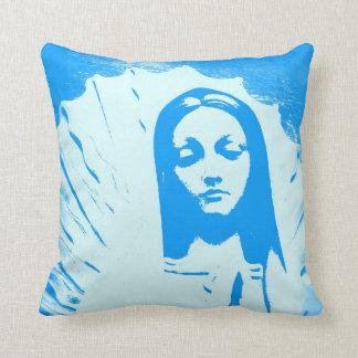 """ポリエステルマリアナの青い装飾用クッション16"""" x 16"""" クッション"""