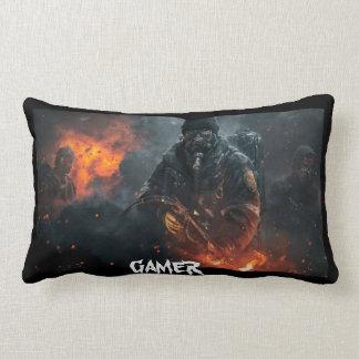 ポリエステルAtma YastığıのLomber Yastıkのゲーマーの枕 ランバークッション
