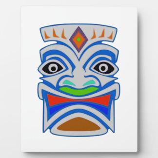ポリネシアの神話 フォトプラーク